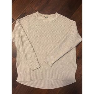 GAP Taupe Sweater - Size M